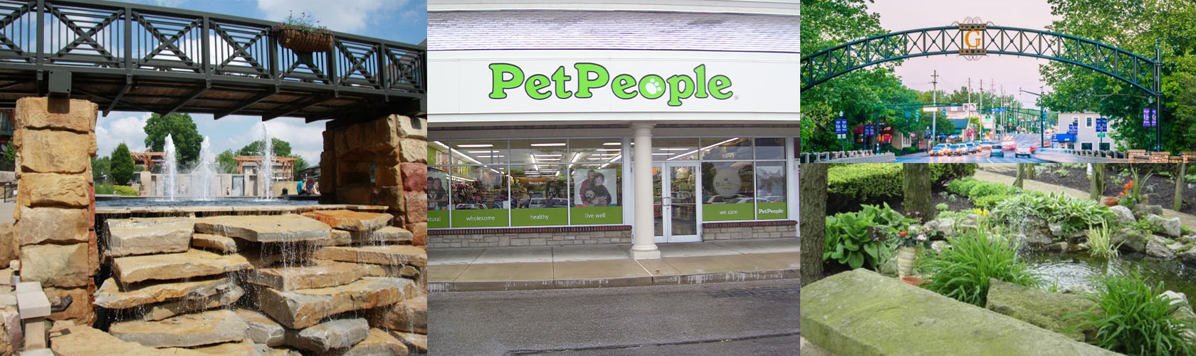 Pet People collage in Gahanna
